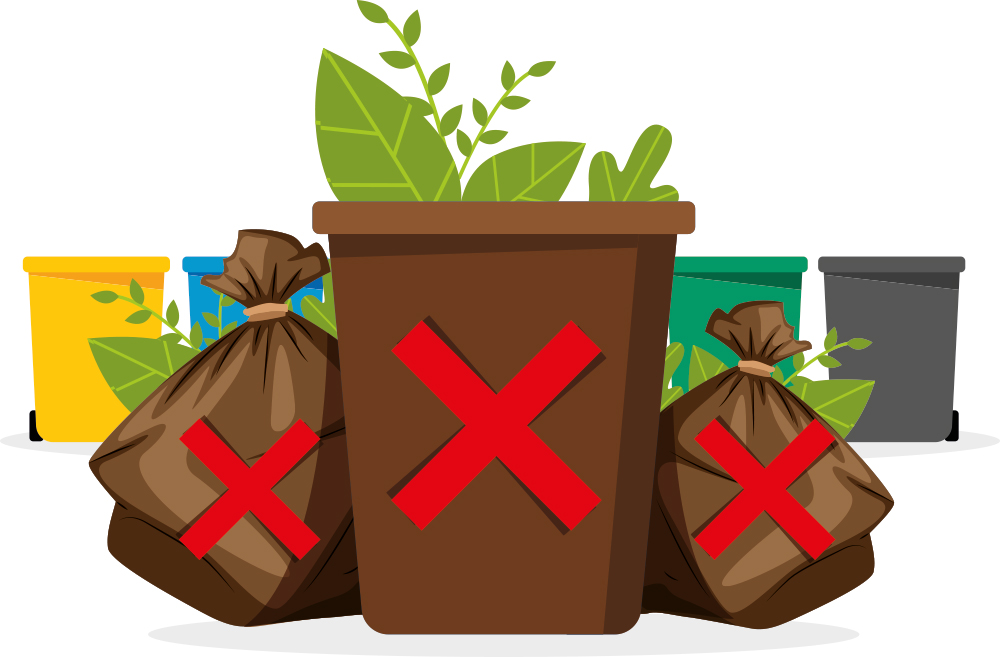 Kompostuj w ogrodzie