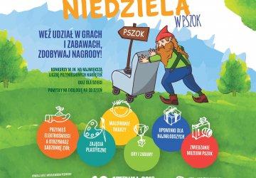 Rodzinna Niedziela w PSZOK - Wrocław