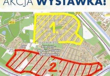 Akcja WYSTAWKA Wrocław, Biskupin Sępolno