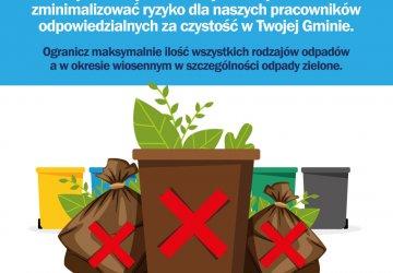Ogranicz ilość odpadów